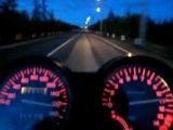 Honda CB 400 SF 0-190 km hr